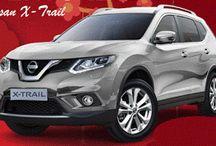 Nissan X-Trail, Mobil SUV Paling Tangguh Dan Nyaman / Nissan X-Trail, mobil SUV yang mampu memberi kepuasan berkendara karena mobil ini paling tangguh dan nyaman melintasi kondisi jalanan seburuk apa pun.