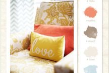 Color Palettes / by Ida Jane