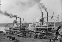 Steamboats / by John Hinton