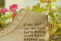 walking/hiking quotes / by Trish Walter