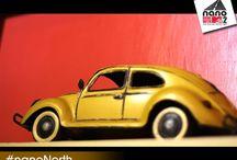 #NanoNorth - Drive with MTV 2 / The adventures of #NanoNorth in a gimpse