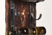 wine rack ideas small space