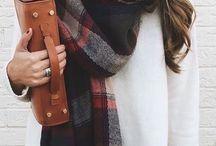 winter scarf 2018