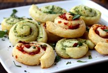Pinwheels / We are not trying to re-invent the wheel... but if we could it would be delicious!  / by Pillsbury