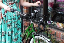 Vintage Bicycle Inspiration / All things vintage + bicycles !