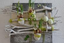 bloemschikken / bloemstukken en bloemschikken