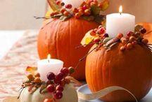 Autumn / Decorazioni, foto, colori dell'autunno