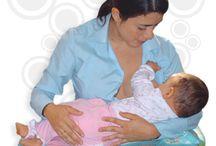 Cojín para Lactancia Materna / Soporte Ideal paa Lactar tranquila  y segura, sin sufrir de dolores de espalda.