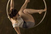 Yoga and aerial arts / by Brooke Tweedie