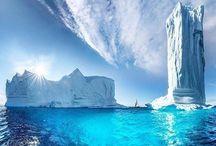 лед, снег,холод