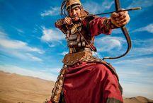 warrior arrow