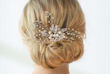 Bryllup - hårfrisyrer