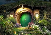 Middle earth / The most beautiful place ever from The Hobbit and The Lord of the Rings