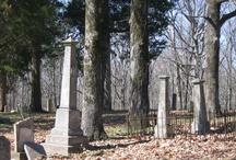 Cemeteries / by Myra Luker