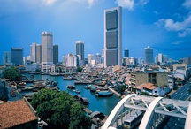 Places to Visit in Singapore / by Shrey Mishra