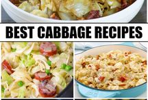 Cabbage recipies