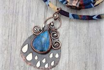 Copper / biżuteria
