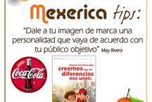 Mexerica Tips / Tips de diseño, diseño de marcas, branding, marketing, etc.