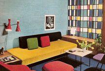 Style années 50/60