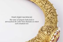 TEMPLE JEWELRY ( CHITRELA JEWELRY ) / Jewelry inspired by Indian Heritage Culture !