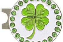 Luck of the Irish Golf Tournament Theme
