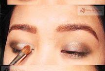 Eye make-up by Princess