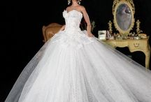 doll wedding dresses, ideas for the shop