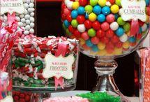 Candy & Dessert Buffets