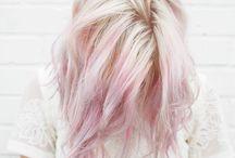 gefärbte haare sommer