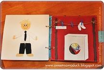 Preschool - Sensory & Fine Motor / by Nancy Snyder
