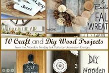DIY: Wood Projects