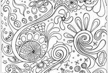Coloring Pages / by Mar Schaeffer