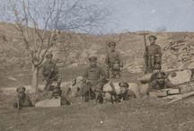 WW1 RIA Weapons