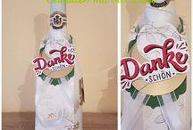 Meine Flaschenanhänger