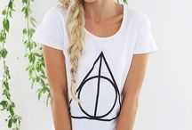 Happee Birthdae Harry Potter! / #HarryPotter t-shirts to celebrate his birthday!  / by Beginning Boutique