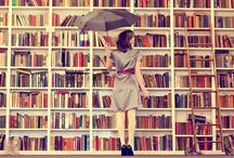 Books and Shelves and Happiness / by Leah Abigail