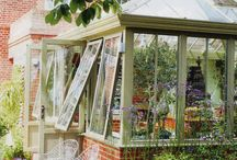 gardens: conservatories