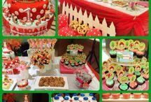 My Dessert Table / My hobbies, my job..