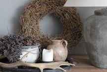 Accessoires en decoraties Huis & Haard / Stoer landelijke woonaccessoires Huis & Haard, sober en stoer