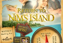 Return to Nim's Island / by TicklesandTots
