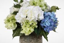 Silk Arrangement / Wonderful ideas to decorate your home/office with beautiful life-like silk plants