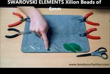 DIY Video's / Check out useful video tutorials for beading and jewelry making here!