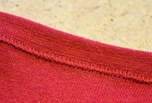 Knits and How to Sew