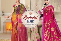 Designer Sarees / Designer Sarees