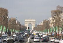 Paris Capitale Mondiale de l'Agriculture ! / Les Champs Elysées sont aux couleur de la semaine mondiale de l'Agriculture à Paris !  Du 16 février au 2 mars, les Champs Elysées célèbrent cette occasion avec 300 drapeaux le long de la plus belle avenue du monde !