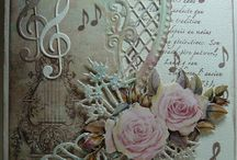 Muziek kaarten