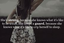 Quotes I love; Quotes that are me.