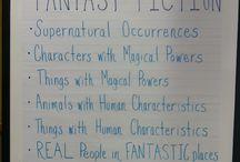 imaginative/narratives