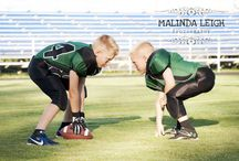 football pics / by Mary Aguilar
