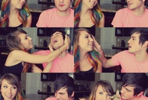 favorite  youtube couples